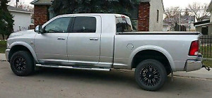 2012 Dodge ram 3500 mega cap limited