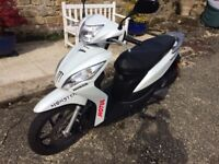 50cc Honda Vision NSC UNRESTRICTED!