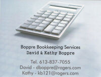Bookkeeper to help Small Business Owners