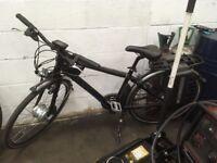 Giant Twist Express Electric Hybrid Bike
