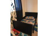 IKEA CHILDREN BED SUNDVIK (Extendable bed frame with slatted bed base)