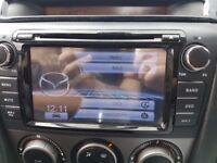 xtrons sat nav cd player