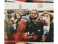 Vulgarians, LICE, Queen Zee and the Sasstones, Peeping Drexels: Punk Rock!