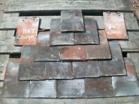 RECLAIMED ROOFING TILES STAFFORDSHIRE BLUES ROSEMARYS