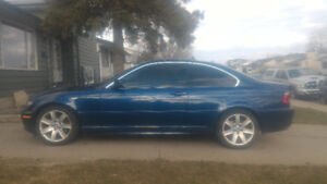 2004 BMW 3-Series Coupe (2 door) LOW KMS!! GREAT CONDITION!