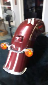 Harley Davidson Rear Fender Softail