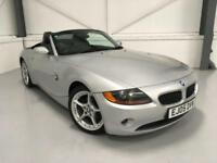 BMW Z4 2.2i 2005MY SE Roadster