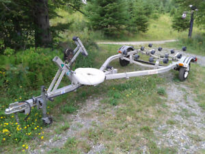 Boat Trailer - All Speed Aluminum
