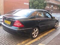 MERCEDES C220 CDI AVANTGARDE SE AUTOMATIC DIESEL FACELIFT MODEL @@@ 5 DOOR HATCHBACK