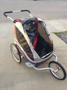 Double Chariot Stroller