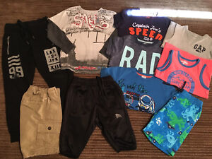 Boys size 5T clothes (10 items for $30)