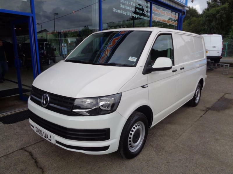 2016 VOLKSWAGEN TRANSPORTER T28 TDI SWB STARTLINE BLUEMOTION .... NEW T6 MODEL .