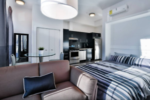 Beautiful Luxury Studio-Heart of DT-Fully Furnished-All Included