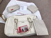 Brand New Storksak changing bag