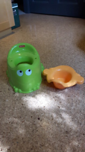 Fisher Price Training Potty