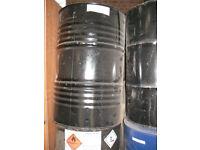 Empty Diesel Drums
