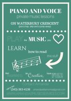 Music Lessons in West End Kingston!