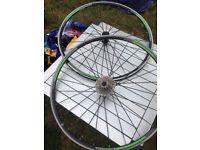 Bontarager wheel set