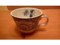 Spode 2 Cups and Saucers