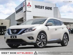 2017 Nissan Murano Platinum Only $127/Week!!!
