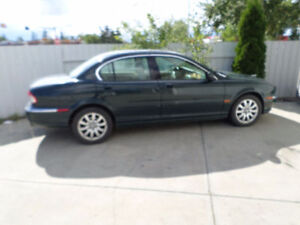 2003 Jaguar X-TYPE 2.5 Sedan