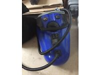 Steam cleaner and accessories