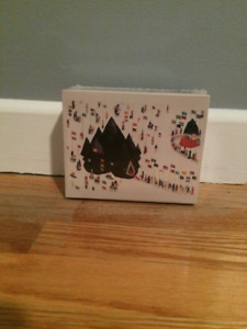Limited Edition Young The Giant Puzzle
