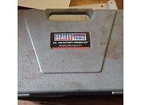 """Sealey 3/8"""" air ratchet kit"""