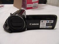 Cannon Legria HFR76 - FULL HD (1080p) Camcorder