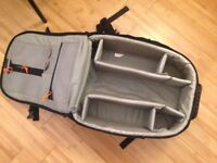 Lowepro camera bag for dslr blackmagic