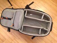 Lowepro camera bag for dslr blackmagic