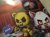WANTED Five nights at freddys stickers