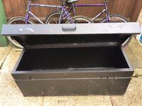 Van vault - tool storage box