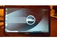 Dell Inspiron N5010 laptop, fast 2.4GHz i3 processor, 4GB of Ram, 250GB HD