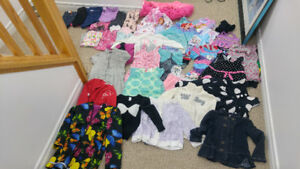 Girls 4T clothing lot - very large lot!!