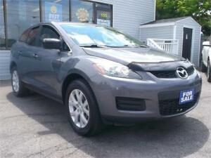 2007 MAZDA CX-7 GS !!! LOOK AT THIS ONE !!! LOADED NICELY !!!