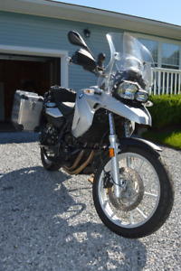 2010 BMW F 650 GS FOR SALE