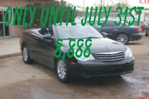 2010 Chrysler Sebring Convertible, Auto, Alloys