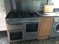 Flavel Milano 100 dual fuel cooker