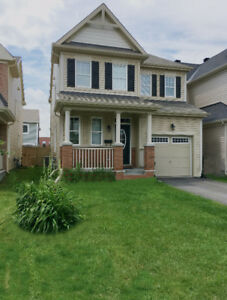 Luxury Newly Built 3 Bedroom Detached Home for Rent in Ottawa