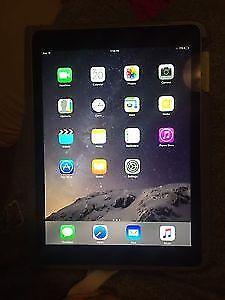 apple ipad 2 its 32 g model has kodi on it watch all free movies