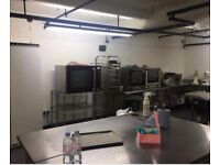 Commercial Kitchen To Share