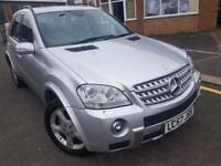 Mercedes ML320 3.0TD CDI 7 G-Tronic Sport AMG SPEC ML63 Replica