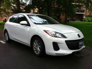 Amazing Condition - Mazda 3 Hatchback