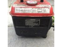 Generator 2 stroke petrol