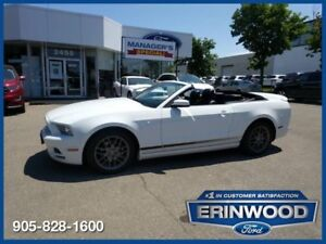 2014 Ford Mustang V6CPO 24M@1.9%/12MO/20,000KM EXT WARR