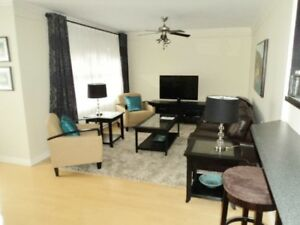 Modern, Furnished, Downtown, St. John's Condo - All Inclusive