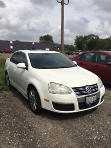 2006 Volkswagen Jetta TDI Sedan AS-IS