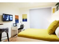 Furnished Penthouse Double Studio for Students and Professionals in L1