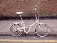 Vintage Raleigh Compact 3 speed folding bike